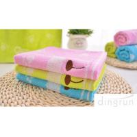 Premium Soft 100% Cotton Face Wash Towel / Hand And Face Towels Manufactures