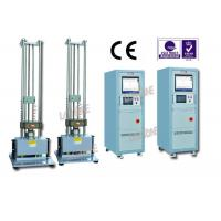 China High Acceleration Shock Test Machine , Mechanical Testing Services 210 X 210 Table Size on sale