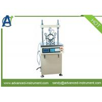 ASTM D6927 Automatic Marshall Stability Tester for Asphalt Mixtures Testing Manufactures