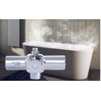 Solar Thermostatic Shower Mixer Valve Electric Water Heater Metal Concealed Lightweight Manufactures