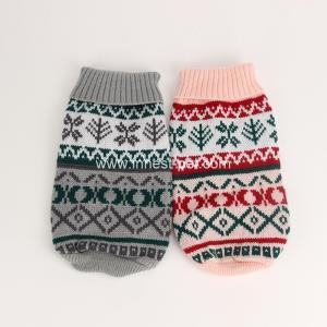 China China Factory Wholesale Pet Clothing Dog Clothes, Knitting Pet Sweater on sale