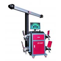 China Auto Tool 3D Car Alignment 380V Fixed Beam With 2 Cameras Ink Printer on sale