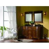 China Solid Wood Bathroom Vanity Cabinet (Paris 60′′ RA5045) on sale