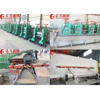 Round Steel Hot Rolling Line With High Speed For Continuous Rolling Manufactures