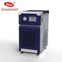 China Zhengzhou Greatwall -10C 10L Recirculating Chiller DL10-1000G with High Pressure Pump on sale