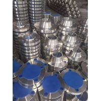 Class Pn20  Pn420  Slip On Pipe Flanges , Stainless Steel Threaded Pipe Flange Manufactures