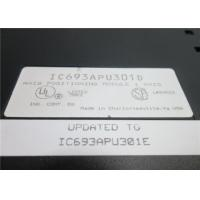 GE 10V Analog Output   IC693APU301 / AXIS POSITION MODULE 1 AXIS Series 90-30 Manufactures