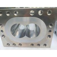 China High Abrasive Resistance Extruder Screws And Barrels Compact Combi Barrels TEX77 for sale