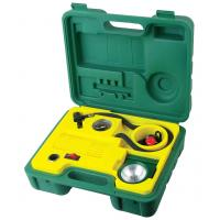Green And Yellow Air Compressor 3 In 1 Kit Various Function Fast Inflation For the Small Air System Manufactures