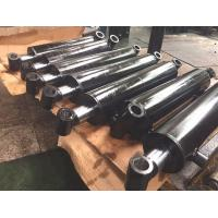 Welded Cross Tube 1 Inch Hydraulic Cylinder for Construction Machine