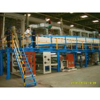 Coating bopp adhesive tape mayer bar automatic gluing machine 500 - 1600mm width Manufactures