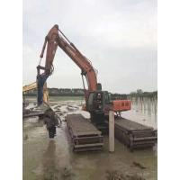 Multiple Function Hydraulic Pile Driving Equipment Quick Converting Operation Manufactures