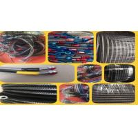 flexible heat resistant hose engine oil cooler Steel braided hose hydraulic hose and fitting Manufactures