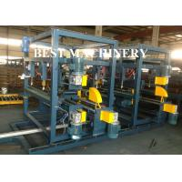 Z Lock EPS Sandwich Panel Production Line Line Light Weight Chain Driven System Manufactures