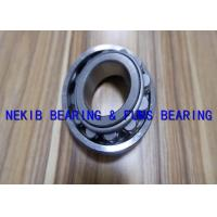 China High Precision Single Row Cylindrical Roller Bearing NU NJ NUP Low Noise on sale