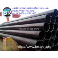 LSAW welded pipe,stainless steel pipe welded machine,spiral welded steel pipe,API 5L anti-rust black painting lsaw pipe Manufactures