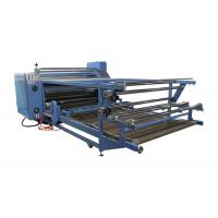1.7M Fully Automatic Roll to Roll Heat Transfer Machine For Textile / Fabric Manufactures