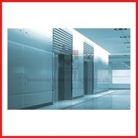 2.4 X 2.4m Passenger Elevator With Gearless Permanent Magnet Synchronous Machine Manufactures