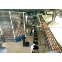 Bread Cake Food Production Line , Food Production Equipment / Machines Manufactures