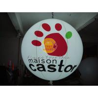 Reusable Attractive Inflatable Lighting Balloon with Full Digital Printing for Promotion Manufactures