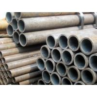 Building Materials Welded Hot Rolled Steel Pipe Anti Rust Painting Easy To Install Manufactures