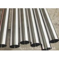 China ASTM A270 Stainless Steel Hydraulic Tubing , 304 / 316L Sanitary Pipe Fittings on sale