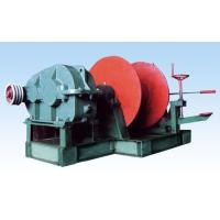 Electric Windlass Marine Deck Equipment for Ship , Single Type Manufactures