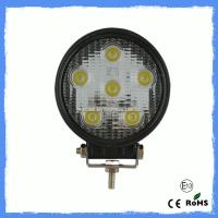 China Parts 27W work light jeep 4X4 offroad 27W led work light on sale