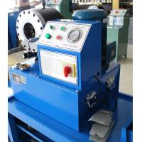 Buy cheap hydraulic hose crimping machine /hydraulic hose crimper for sale from wholesalers