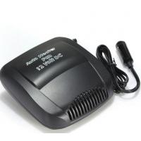 Electric Small Portable Car Heaters 150w Black Color Plastic Material With Switch Manufactures