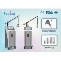 Laser co2 fractional machine10600nm wavelength Excellent 7 articular optical arm 1000W Manufactures