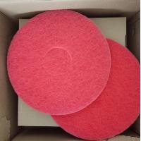 China Commercial Floor Scrubber Machine Parts Cleaning Pads For Polishing / Washing on sale