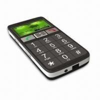 China GSM Phone with Large Screen and SOS Emergency Button, Senior Phones, GSM Phones on sale