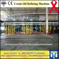 China cold-pressed oil extraction machine crude oil refining on sale