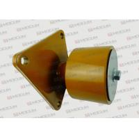 Excavator Caterpillar E320C Belt Tensioner / Yellow Color Belt Tensioner Pulley Manufactures