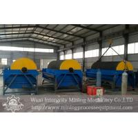 Ore Separation Mining Process Equipment Wet Permanent Magnetic Separator