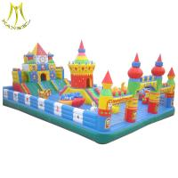 Hansel  commercial inflatable adult bouncy castle for sale used party jumpers for sale Manufactures