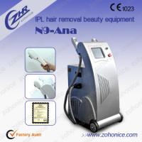 China IPL Hair Removal Machines For Beauty Salon , CE Certification on sale