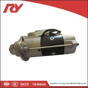 M003T56082 Gear Reduction Starter MotorBackhoe Loader For Mitsubishi