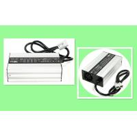 4 Steps Charging Electric Golf Cart Charger 24V 20A With Small Aluminum Housing Manufactures