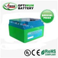 Electric Golf Carts/Trolley 12V 30ah Lithium Battery Pack, with BMS (OTC-12-30) Manufactures