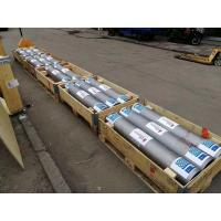 HRC-59-62 Hard Twin Screw Extruder Elements For Engineering Plastics Manufactures