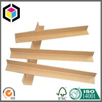 Brown Kraft Paper L Shape Corner Protector; High Quality Corner Guards Manufactures