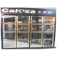Quality Custom Heavy Duty Interior Sliding Door With Aluminum Frame For Office, Home Furniture for sale