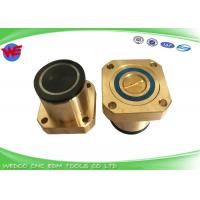 Dia 40*32 Copper Pulley square EDM Parts Guide Wheel Pulley Assembly Ruijun WEDM Manufactures