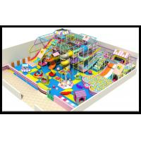 China The Best Indoor Playground for Kids Used in The Restaurant Place or Kindergarten on sale