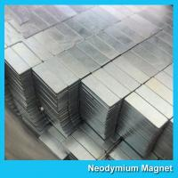 China Square Industrial Neodymium Magnets Bar Block N54 Grade High Strength on sale