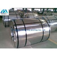High Strength Aluminum Zinc Cold Rolled Steel Coil GL With SGS Approvals Manufactures