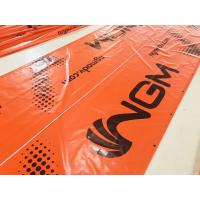 Transportation Tarpaulin Truck Cover 550gsm , PVC Tarpaulin Cover For Lorry for sale