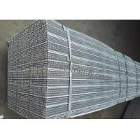 Construction Expanded High Rib Mesh 0.3mm Thickness Hot Dipped Galvanized Material Manufactures